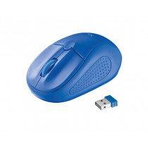Trust 20786 ratón RF inalámbrico Óptico 1600 DPI Ambidextro
