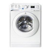 Indesit BWA 81283X W EU lavadora Independiente Carga frontal Blanco 8 kg 1200 RPM A+++