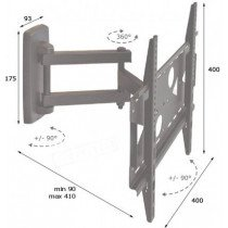 ITB AMOM06118 flat panel wall mount