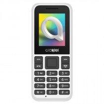 "Alcatel 1066D 4,57 cm (1.8"") Negro, Blanco Característica del teléfono"