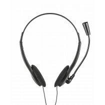 Trust 21665 auricular y casco Auriculares Dentro de oído Negro