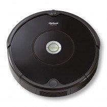 iRobot Roomba 606 aspiradora robotizada Sin bolsa Negro 0,6 L