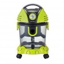 Cecotec Conga Wet&Dry 15 L Aspiradora de tambor Seca y húmeda 1400 W Sin bolsa
