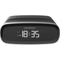 Grundig SCN120 radio Reloj Digital Negro