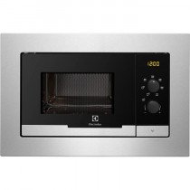 Electrolux EMM20007OX microondas Built-in (placement) 20 L 800 W Acero inoxidable