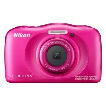 """Nikon COOLPIX W100 Kit Cámara compacta 13,2 MP 1/3.1"""" CMOS 4160 x 3120 Pixeles Rosa"""