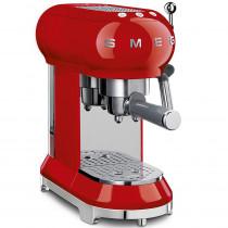 Smeg ECF01RDEU cafetera eléctrica Semi-automática Máquina espresso 1 L