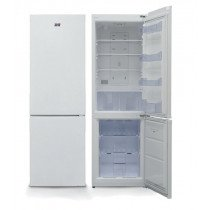 New-Pol NWC1854NF nevera y congelador Freestanding (placement) Blanco 318 L A+