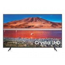 "Samsung Series 7 UE50TU7172U 127 cm (50"") 4K Ultra HD Smart TV Wifi Carbono, Plata"