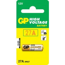 GP Batteries High Voltage 27A Single-use battery Alcalino 12 V