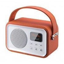 Sunstech RPBT450 radio Portátil Naranja