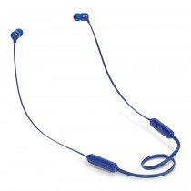 JBL T110BT Auriculares Dentro de oído Azul