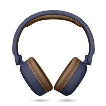 Energy Sistem 444885 auricular y casco Auriculares Diadema Azul, Marrón