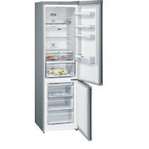 Siemens iQ300 KG39NXI4A nevera y congelador Freestanding (placement) Acero inoxidable 366 L A+++