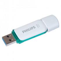 Philips FM25FD75B unidad flash USB 256 GB USB tipo A 3.2 Gen 1 (3.1 Gen 1) Turquesa, Blanco