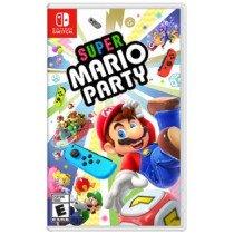 Nintendo Super Mario Party vídeo juego Nintendo Switch Básico Plurilingüe