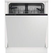 Beko DIN36420AD lavavajilla Semi integrado 14 cubiertos