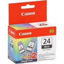 Canon BCI-24 Original Negro 2 pieza(s)