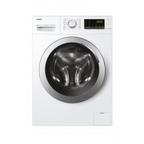 Haier HW80-BE1239-IB lavadora Independiente Carga frontal Blanco 8 kg 1200 RPM A+++