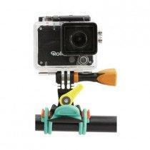 Rollei Fahrradhalterung Uni Soporte para cámara