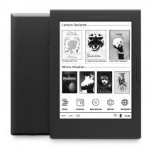Energy Sistem eReader Pro 4 lectore de e-book Pantalla táctil 8 GB Wifi Negro