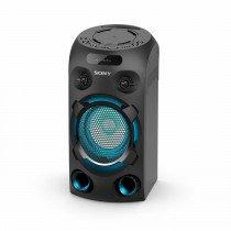 Sony MHC-V02 Minicadena de música para uso doméstico Negro