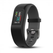 Garmin Vivosport Wristband activity tracker MIP Alámbrico/Inalámbrico Negro