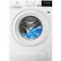 Electrolux EW7W4862LB lavadora Carga frontal Freestanding (placement) Blanco A