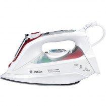 Bosch Sensixx'x DI90 Plancha vapor-seco Blanco, Rosa, Rojo 2800 W
