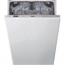 Whirlpool WSIC 3M17 lavavajilla Completamente integrado 10 cubiertos A+