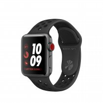 Apple Watch Nike+ reloj inteligente Gris OLED Móvil GPS (satélite)