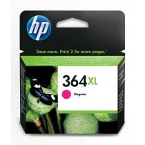 HP Cartucho de tinta original 364XL de alta capacidad magenta