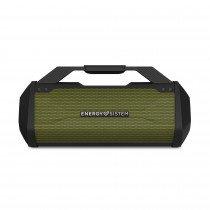 Energy Sistem Outdoor Box Beast 60 W Altavoz portátil estéreo Negro, Verde