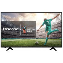 "Hisense H65A6100 LED TV 165.1 cm (65"") 4K Ultra HD Smart TV Wifi Black"