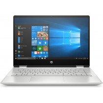 "HP Pavilion x360 14-dh1018ns Híbrido (2-en-1) Plata 35,6 cm (14"") 1920 x 1080 Pixeles Pantalla táctil Intel® Core™ i7 de 10ma Generación 8 GB DDR4-SDRAM 512 GB SSD NVIDIA® GeForce® MX250 Wi-Fi 4 (802.11n) Windows 10 Home"