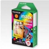 Fujifilm Instax Mini Rainbow película instantáneas
