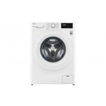 LG F4WV3008N3W lavadora Independiente Carga frontal 8 kg 1400 RPM A+++ Blanco