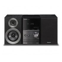 Panasonic SC-PM600EG-K sistema de audio para el hogar Microcadena de música para uso doméstico Negro 40 W