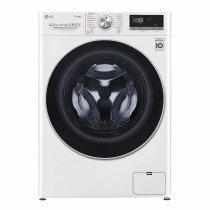 LG F4DV709H1 lavadora Carga frontal Independiente Blanco A