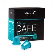 Viaggio Espresso Decaffeinato Cápsula de café Tueste medio 10pieza(s)