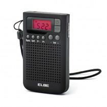 ELBE RF-93 radio Personal Digital Negro