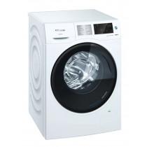 Siemens iQ500 WD4HU541ES lavadora-secadora Independiente Carga frontal Blanco B