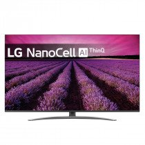 "LG 49SM8200PLA TV 124,5 cm (49"") 4K Ultra HD Smart TV Wifi Negro, Plata"