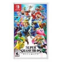 Nintendo Super Smash Bros. Ultimate, Switch vídeo juego Nintendo Switch