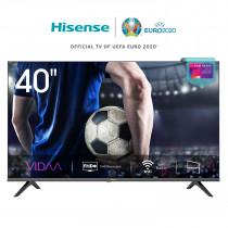 "Hisense A5600F 40A5600F Televisor 101,6 cm (40"") Full HD Smart TV Wifi Negro"