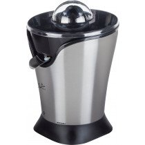 JATA EX544 exprimidor Hand juicer Negro, Acero inoxidable 100 W