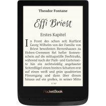 Pocketbook Touch Lux 4 lectore de e-book Pantalla táctil 8 GB Wifi Negro