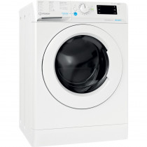 Indesit BDE 761483X W SPT N lavadora-secadora Independiente Carga frontal Blanco D