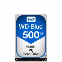 "Western Digital Blue PC Mobile 2.5"" 500 GB Serial ATA III Unidad de disco duro"