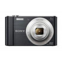 "Sony Cyber-shot DSC-W810 Cámara compacta 20,1 MP CCD 5152 x 3864 Pixeles 1/2.3"" Negro"